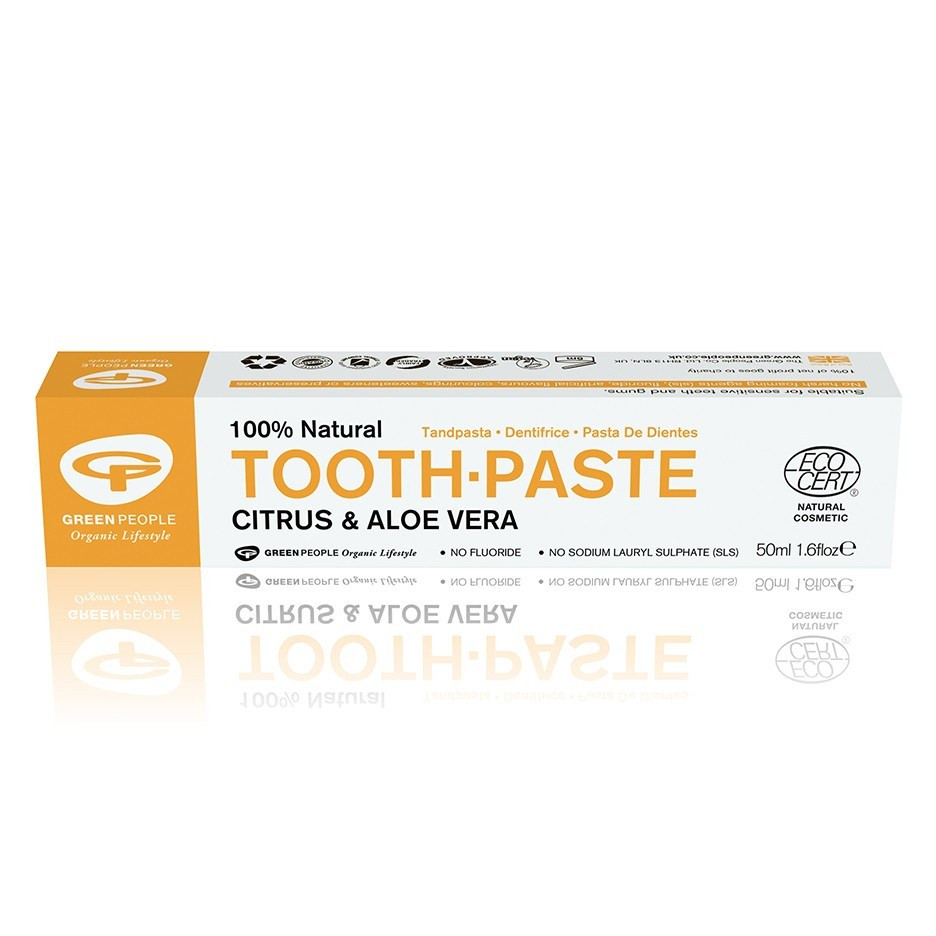 Green People Citrus Toothpaste (50 ml)