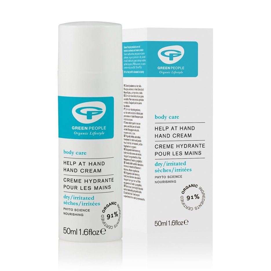 Green People Help At Hand - Hand Cream (50 ml)