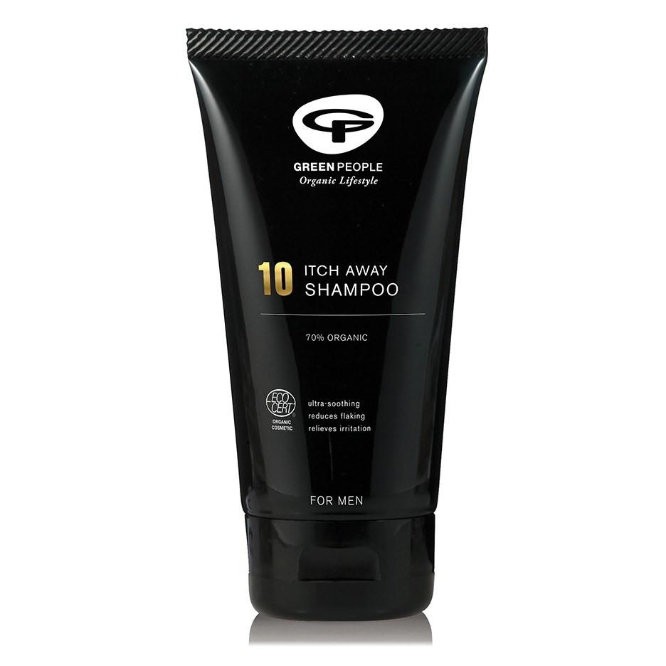 Green People Men's Care No. 10 Itch Away Shampoo (150 ml)