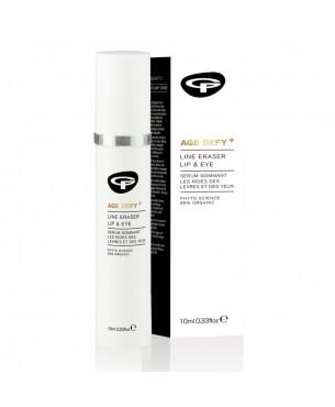 Green People Age Defy+ Line Eraser Lip and Eye Serum (10 ml)