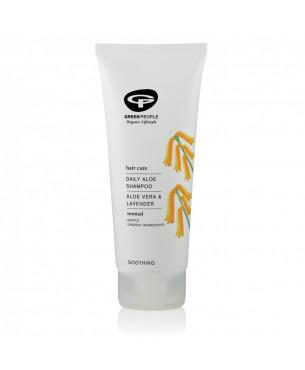 Green People Daily Aloe Shampoo (200 ml)