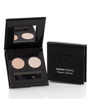 Green People Illuminating Eye Duo EcoCert Organic
