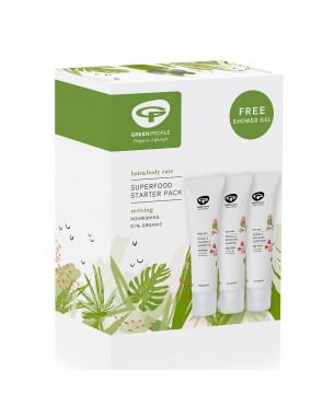 Green People Superfood Starter Pack (3 x 30 ml)