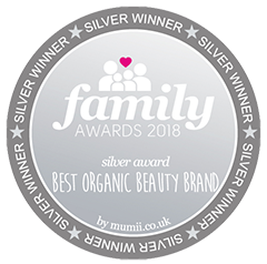 Family Awards 2018 Silver Award